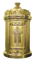 Refinished Tabernacle